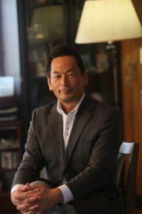 代表者のプロフィール写真